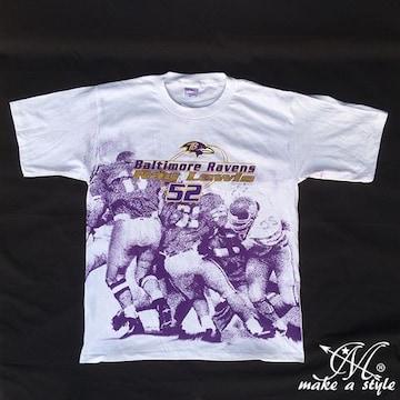 NFL ボルティモア レイブンズ RAVENS Tシャツ TEE Ray 516 XL