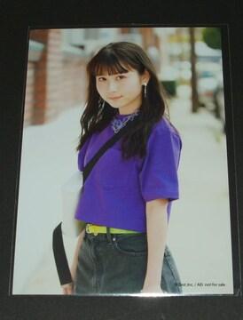 SKE48 FRUSTRATION 生写真1枚 井上瑠夏