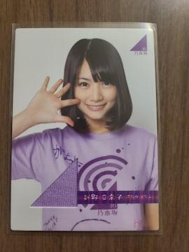 乃木坂46   北野日奈子   コスチュームカード