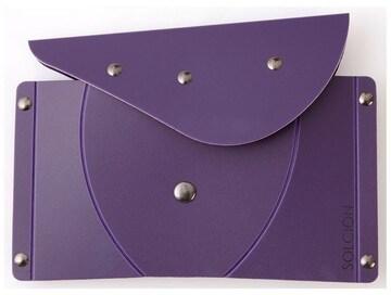 折りたたみ式 正座イス パタット セイザ 紫