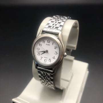 即決 ALBA アルバ 腕時計 Y136-6C60