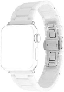 Apple Watch バンド Sakula セラミック製 アップルウォッチ