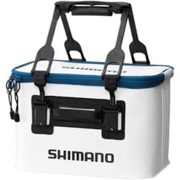 色ホワイト サイズ40cm シマノ バッカンEV BK-016Q ホワイト 40c
