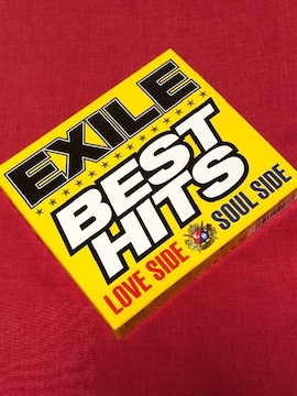 【送料無料】EXILE(BEST)初回盤2CD+2DVD