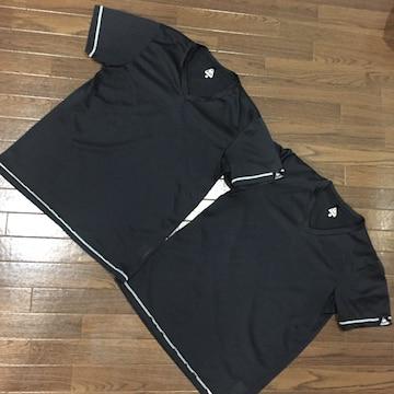 ルコック Vネック半袖Tシャツ 薄手生地 2枚セット
