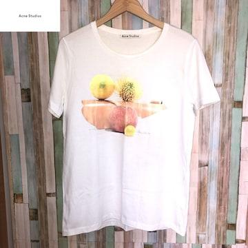 ACNE STUDIOS VISTA B BLUR SS15 Tシャツ