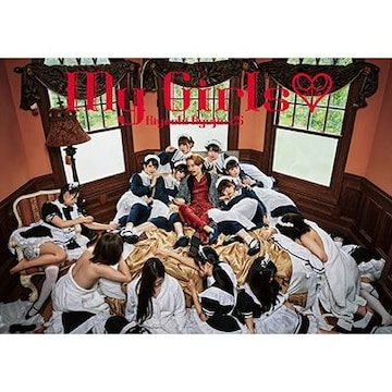 即決 清 竜人25 My Girls プレミアムBOX限定生産盤 新品未開封