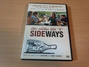 映画DVD「サイドウェイSIDEWAYS 特別編」ワイン●アカデミー賞