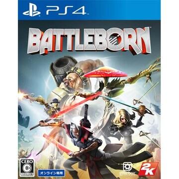 PS4》Battleborn(バトルボーン) [177000282]