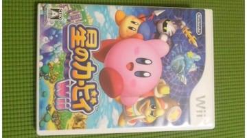 難アリ¶Nintendo[任天堂]★wiiソフト「星のカービィ wii」/送料\90〜