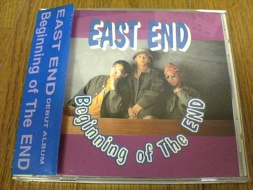 EAST END CD Beginning of The END