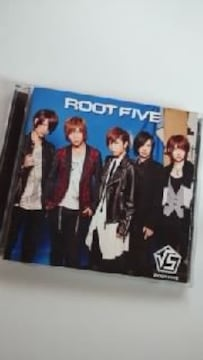 ROOT FIVE DVD付初回限定盤A √5 CDアルバム送料込み