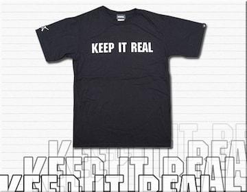 Syndicate★KEEPロゴTシャツ★L★新品★黒