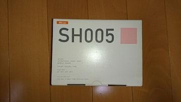 au・SH005・サクラピンクです。オークション購入品・新品。ご理解ある方。