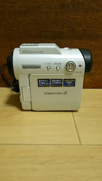 SHARP Viewcam Mini DV ビデオカメラ  動作未確認