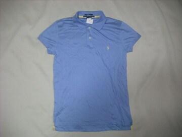 wr392 女 RALPH LAUREN ラルフローレン 半袖ポロシャツ Mサイズ
