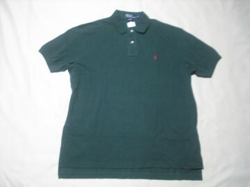 36 男 POLO RALPH LAUREN ラルフローレン 半袖ポロシャツ XL