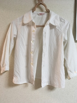 YUKI TORI・長袖ブラウス・幼稚園制服・トリイユキ