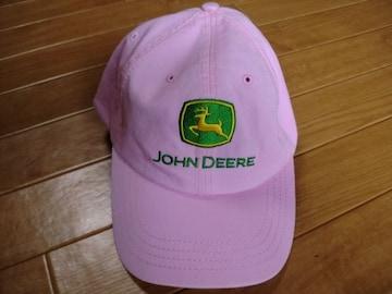 JOHN DEERE ジョンディアー 6パネル キャップ 未使用品