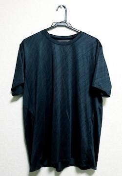 ★送料無料★GU SPORTS★半袖Tシャツ★ブラック×グレー XL★美品★