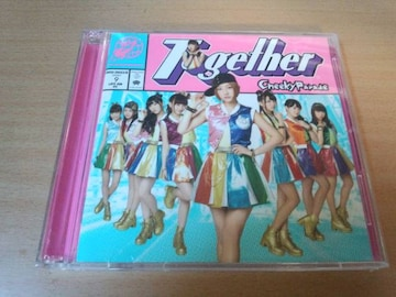 Cheeky Parade CD「Together」チーキーパレードDVD付 アイドル●