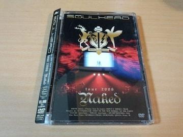 ソウルヘッドDVD「SOULHEAD tour 2006 Naked」姉妹ラッパー●