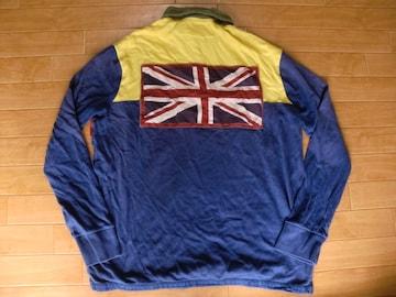 RALPH LAUREN ラルフローレン ラガーシャツ USA-XL