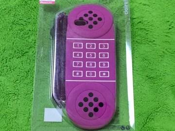 claire's iPhone6/6s受話器型カバー