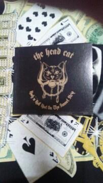 The head cat�呑ックンロールロカビリークリームソーダモーターヘッドストレイキャッツロカッツレミー