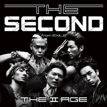 即決 特典付 THE SECOND from EXILE THE II AGE (+DVD) 新品