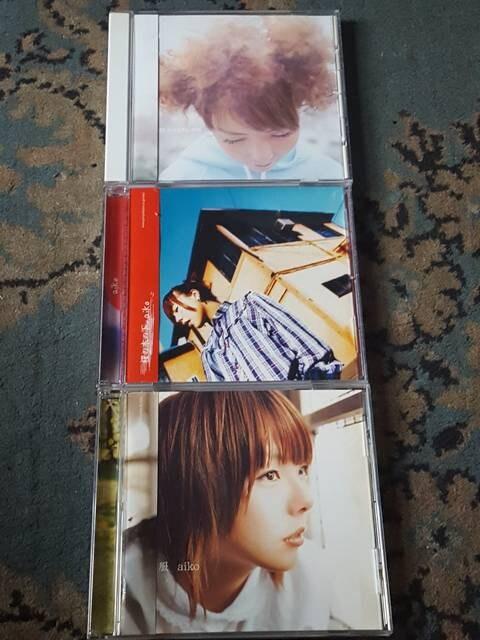 aiko(アイコ) 初期アルバム6枚セット 帯付き < タレントグッズの