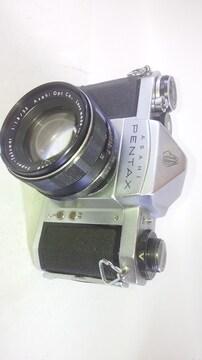 Asahi Super-Takumar 55�o 1:1.8 + オマケ PENTAX SV