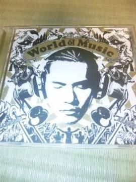 CD:ZEEBRA/World Of Music 帯あり 加藤ミリヤ
