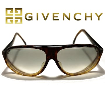 美品 1スタ★ジバンシィ/Givenchy【ヴィンテージ】サングラス