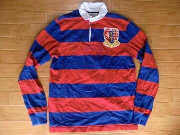 ラルフローレン ラグビー ラガーシャツ USA-S