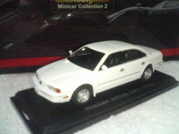 ノレブ 国産名車コレクション147   インフィニティQ45 1989 キューよんごう