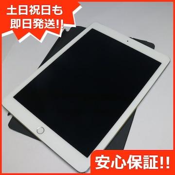 ●美品●SOFTBANK iPad Air 2 Cellular 128GB シルバー●