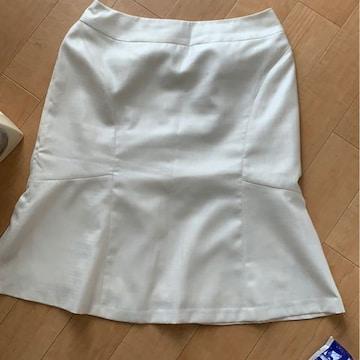 Mサイズ!ホワイトスカート