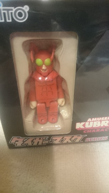 開封 タイガーマスク キューブリック レッドデスマスク 2003 < アニメ/コミック/キャラクターの