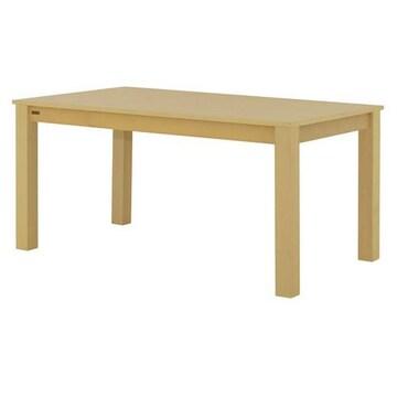 ダイニングテーブル(4人掛け140cm幅)ナチュラルLUM70-140T_NA