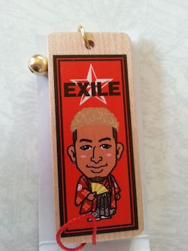 EXILE TRIBE 千社札ストラップ 2015