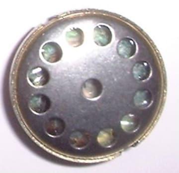 超小型16mmダイナミック型500個1口の出品/新品未使用