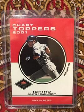 【MLB】『イチロー(ICHIRO)』レギュラーカード.43
