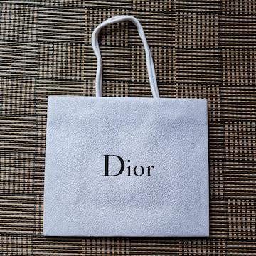 【Dior★ショップ袋】小サイズ♪ディオール♪プレゼントなどに♪