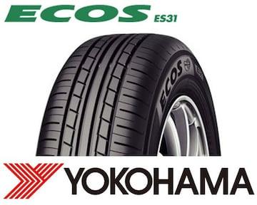 ★175/60R16 緊急入荷★ヨコハマ ECOS ES31 新品タイヤ 4本セット