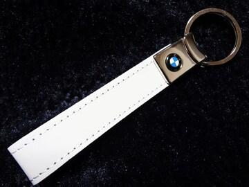希少!BMW 純正 正規品 本革製キーホルダー 非売品!