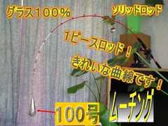 ★☆鉛負荷〜50号 グラス100% ムーチング 5:5☆★