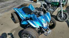カスタムペイント4輪バギー 新車ベース