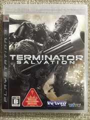 ターミネーター サルベーション 美品 PS3