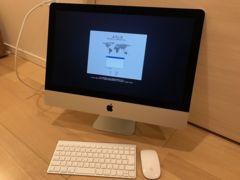 【美品】iMac 21.5 inch Late 2013 Core i5 8GB 【A1418】